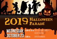Halloween Parade Flyer Template Free (4th Best Design Option)