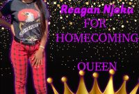 Homecoming Queen Flyer Template Free Download (2nd Best Idea)