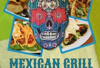 Mexican Restaurant Flyer Template Free (3rd Best Example)