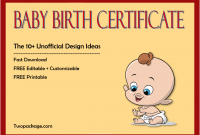 baby birth certificate printable, baby boy birth certificate template, birth certificate blank template, fill in birth certificate template, baby birth certificates free printable, fillable birth certificate template